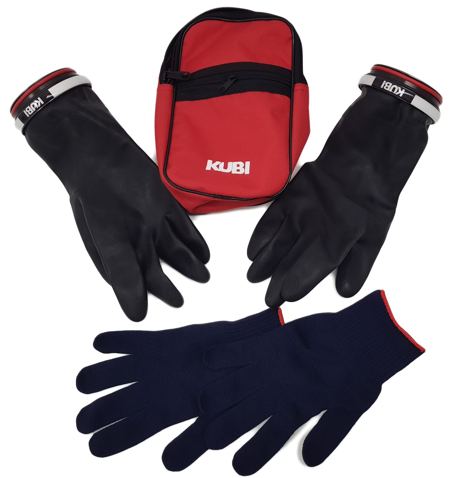 KUBI -  Dry Glove Half Side Set Only thumbnail