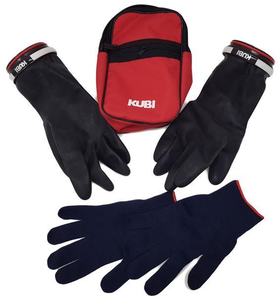 Billede af KUBI -  Dry Glove Half Side Set Only