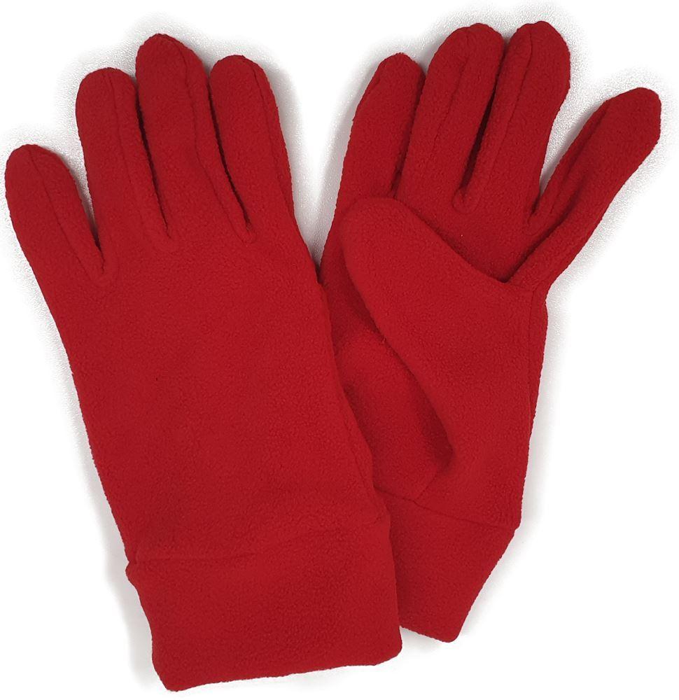 KUBI - Suprafleece Alpine Thermal Gloves - Rød thumbnail