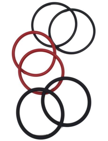 Billede af KUBI - O-ring Kit Dry Glove Side