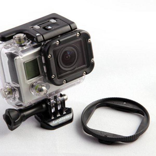 Billede af SRP Filter Adapter 55mm BlurFix3 SO Naked for GoPro