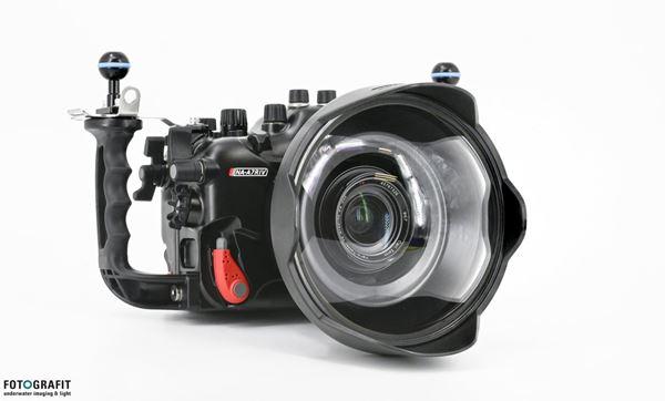 Billede af Nauticam A7IV-hus til Sony A7R IV-kamera