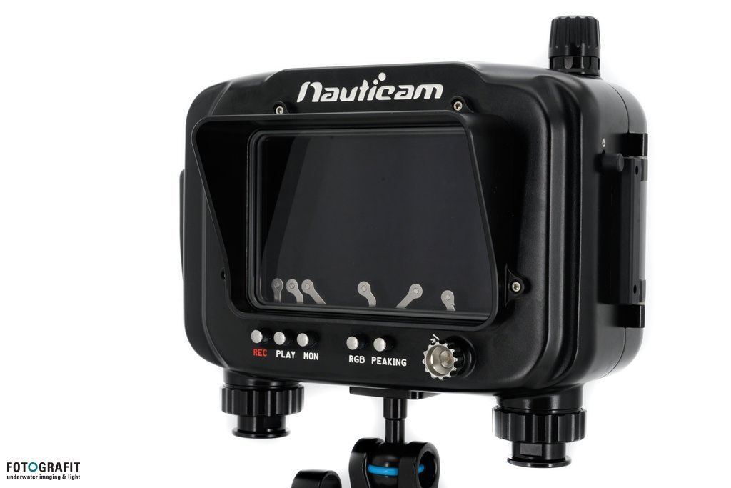 Nauticam-Ninja V housing for Atomos Ninja V thumbnail