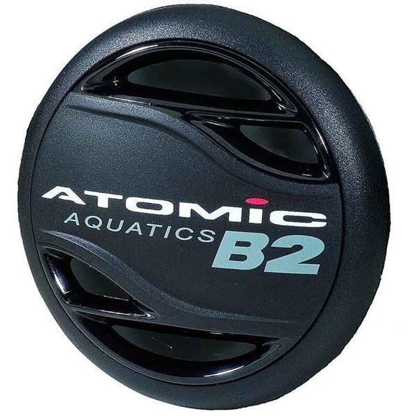 Billede af Atomic - Front Cover B2 sort