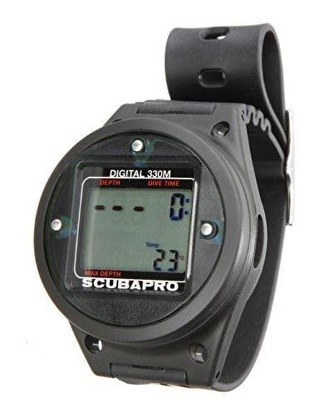 Billede af Scubapro - Digital 330-depth gauge in wrist