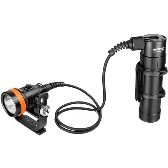 OrcaTorch D630 cannister - 4000 lumens thumbnail