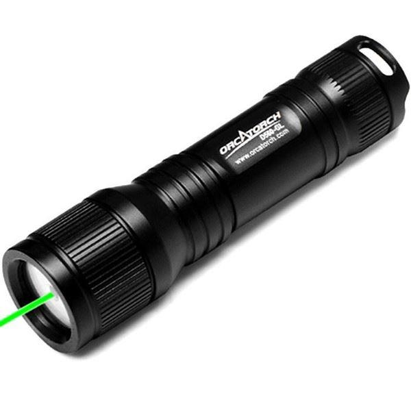 Billede af Orcatorch D560 Grøn Laser Lygte
