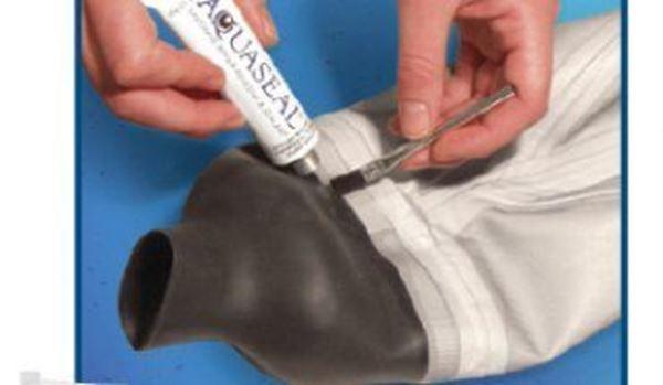 Billede af Reparation/lapning af lille Hul 8-50mm (tørdragter)