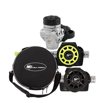 Billede af ScubaForce - Recreational Regulator Set I