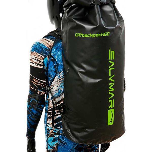 Billede af Salvimar Dry backpack 60/80 L