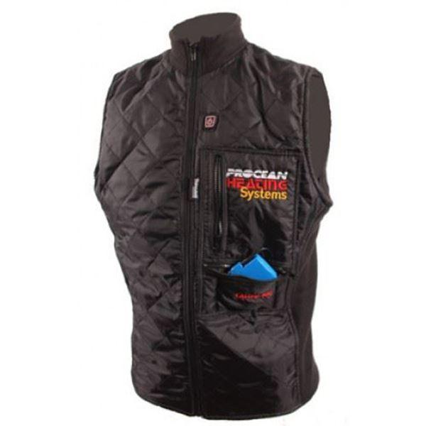 Procean Heated Vest B200 sort