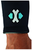 SEAC Sense 3 mm våddragt lang sort blå arm