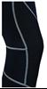 SEAC Sense 3 mm våddragt lang sort blå ben