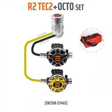 Billede af Tecline Regulator sæt R2 Tec 2.