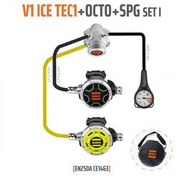 Billede af Tecline Regulator sæt V1 ICE TEC 1 komplet