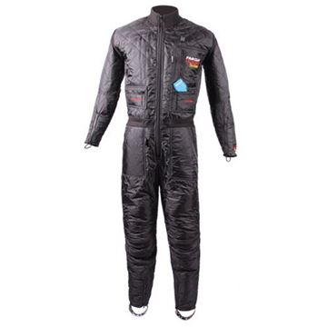 Heated undersuit 1 inderdragt sort