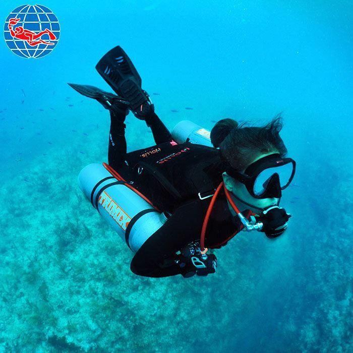 PADI Sidemount Diver Specialty thumbnail
