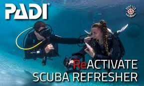 PADI Reactivate thumbnail