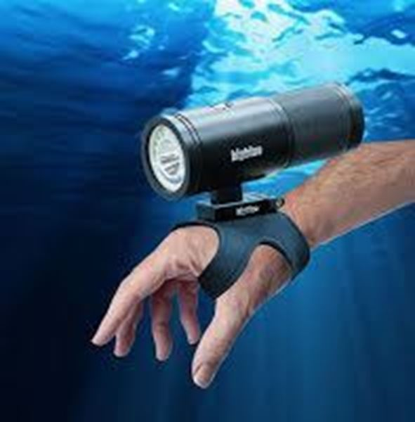 Billede af Bigblue easy release mount with glove