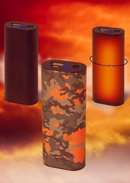 Billede af Håndvarmer med powerbank – 5000mAh