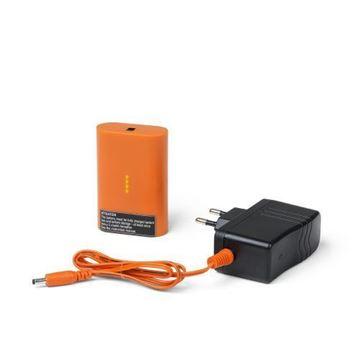 Billede af PowerPack Tøj – Lader + 2600mAh batteri