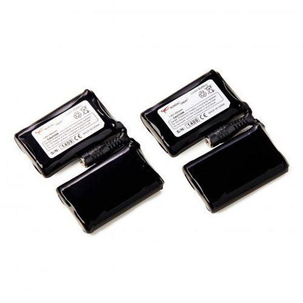 Billede af Ekstra batterier (SÆT) handsker