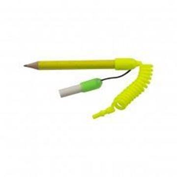 Billede af Procean blyant og viskelæder